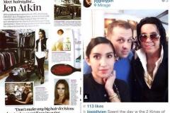 Jen Atkin hair stylist to celebrities